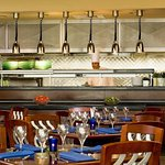 Hilton Philadelphia at Penn's Landing Keating River Grill Open Chef View