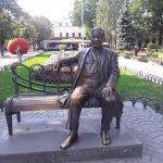 Odessa Leonid Utesov Heykeli