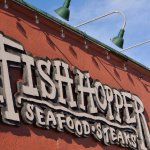 Fish Hopper Sign