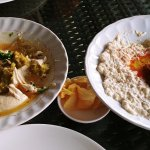 Hummus and Baba Ganoush