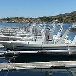 Båtutleie.  Båter fra 17 til 24 fot.