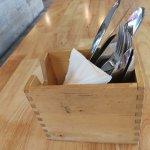 utensils holder