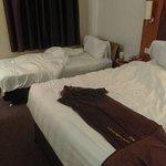 Φωτογραφία: Premier Inn Edinburgh City Centre (Princes Street) Hotel