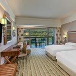 Hilton Guest Room Garden View
