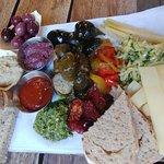 My delightful Platter beautifully served