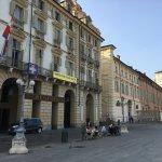Turin main square