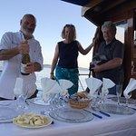 Cena a Bordo di Stella di Mare