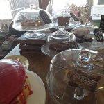 Cake countet