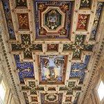 Soffitto Santa Francesca Romana