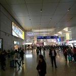 Foto de Shanghai Hongqiao Railway Station