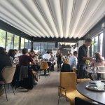 Salle restaurant le Pavillon