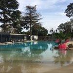 Autre vue piscine