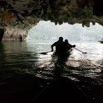 Cave Kayaking