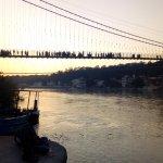 @GangaBeach#Sunset#soothingair#freshwater#momentofalifetime