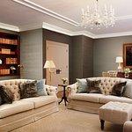 Signature Suite Sitting Room