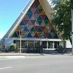 Photo of Cardboard Cathedral