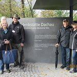 Our Tour with Curt to Dachau