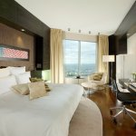 Swiss Executive Room is located on Swissotel Tallinn's top floors with stunning city views!