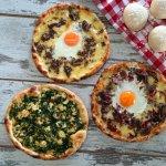Yöresel lezzetlerden bir yenisi daha TAŞ FIRIN PİDELERİ, Kavurmalı, Pastırmalı ve Otlu Peynirli