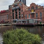 Different things to see around the Inner Harbor
