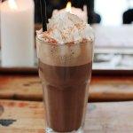 Hot chocolate, mhmm :)