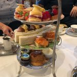 Afternoon tea selection..... for two !