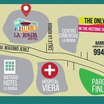Foto de La Ronda Downtown Hostel