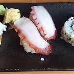Sushi were good but shame about the service which was absolutely poor.