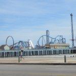 Galveston Island Historic Pleasure Pier, Galveston, TX