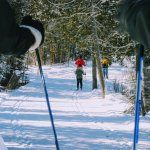Cross Country Skiing at Gunflint Lodge