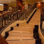 escalier hall d'entrée