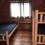 Nice cozy cabins!!!
