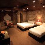 Setaregan Hotel resmi