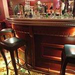 The Bar inside Jugendstil Hotel Bellevue