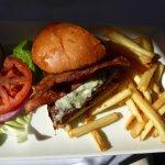 split a burger