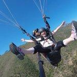 Flying High !