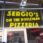 Sergio's On the Boulevard Pizzeria Foto