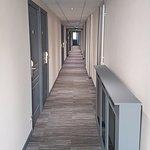 nouveau couloirs aprés travaux