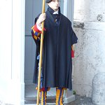 One of the Swiss Guards