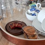 Hospitality trays in all our rooms