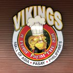 Viking restaurant is conveniently located on Manila Bay, a 5-minute walking from The Mall of Asi