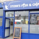 Stone's Fish and Chips (frontage)