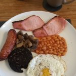 Superb Full English Breakfast