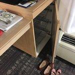 Storage drawer??? seriously!!