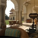 Photo de Rambagh Palace