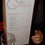 Zdjęcie cafe doucet
