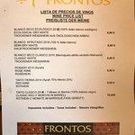 Bodega Frontos Photo