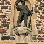 Robinson Crusoe Statue