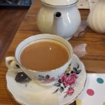 Traditional cuppa