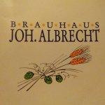 Brauhaus Joh. Albrecht Foto